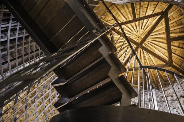Romaanse toren Teseum d - Stefan Matthijssens