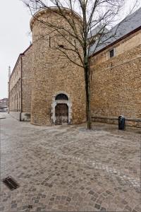 Romaanse toren - Teseum - Stefan Matthijssens